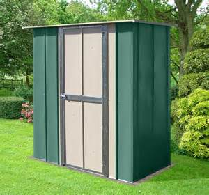 flat roof shed for sale
