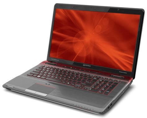 toshiba qosmio x775 q7380 17 3 inch gaming laptop the tech journal