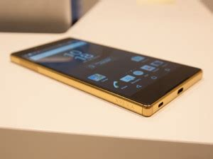 sony xperia z5 premium hands on: the first phone with a 4k