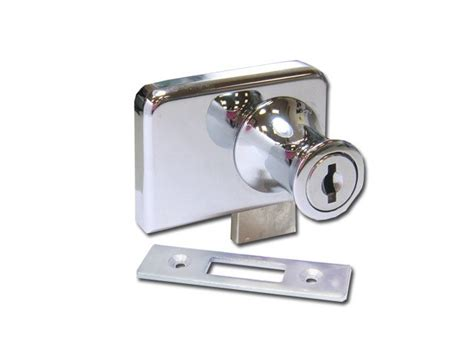 swinging glass door lock cabinet double swinging glass door lock 417