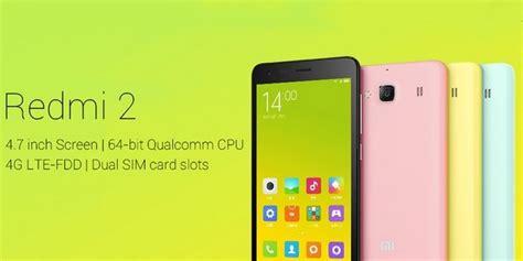 Dan Fitur Hp Xiaomi Redmi 2 xiaomi redmi 2 vs redmi 1s komparasi spesifikasi dan fitur merdeka