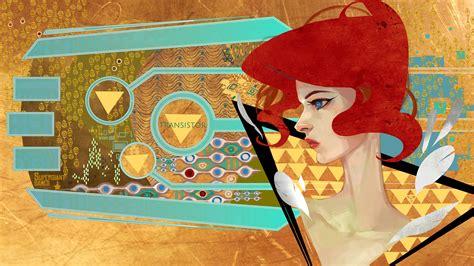 transistor supergiant transistor artwork by jen zee concept world
