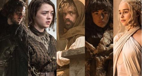 Serial Barat Of Thrones siapa tokoh utama of thrones