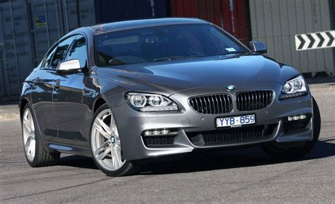 Bmw 640i 2012 by 2012 Bmw 640i Gran Coupe Review