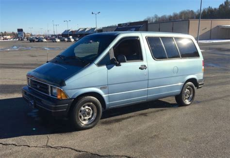 auto air conditioning repair 1986 ford aerostar user handbook 1991 ford aerostar electronic 4 wheel drive low miles