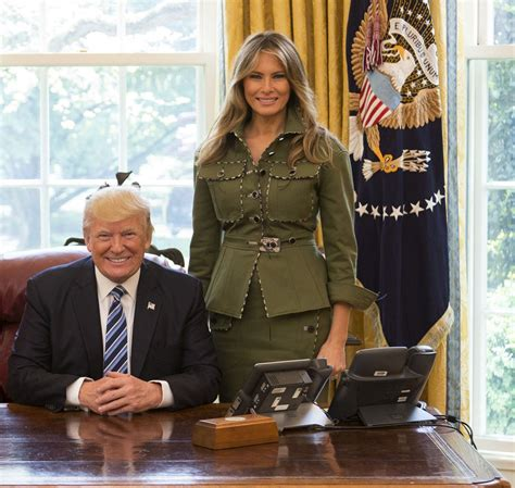 trump in oval office file donald and melania trump in the oval office 2017 jpg