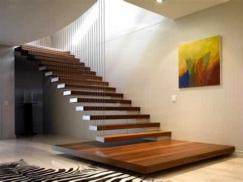 Modern Stairs Design Indoor Hanging Stairs Design Modern Homes Stairs In Homes Pinterest Modern Staircases And Wooden