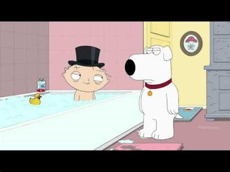 family guy bathroom stewie saying yogurt in bath youtube