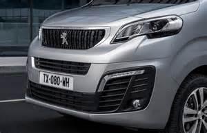 Peugeot Expert Fuel 2016 Peugeot Expert Promises Class Leading Fuel Economy