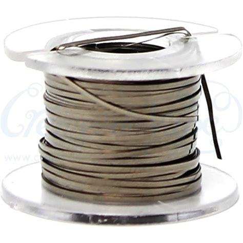 Rebuildable Vaporizer Kanthal A1 Wire 0 40mm 26g Awg 1 Meter kanthal wire creme de vape