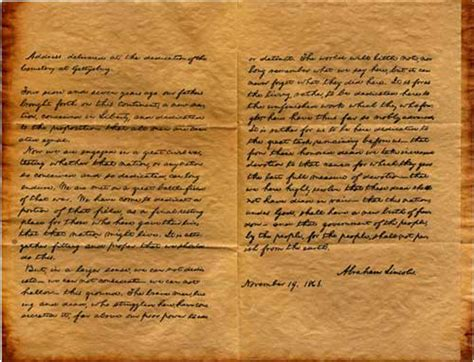 why did lincoln give the gettysburg address is cursive handwriting going extinct smart news