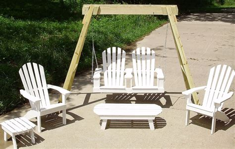Adirondack Patio Furniture Sets Adirondack Patio Furniture Sets Chicpeastudio