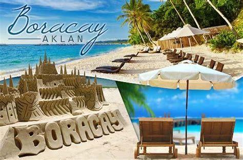 boracay beach resort package promo  airfare