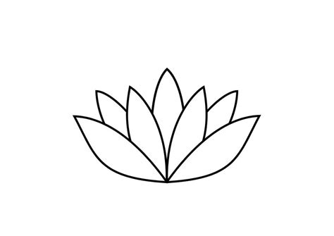 coloring pages of lotus flowers lotus flower coloring pages flower coloring page