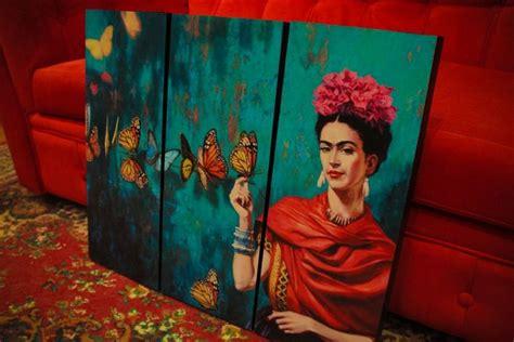 cuadros frida kahlo cuadros frida kahlo regalos originales para navidad 20536