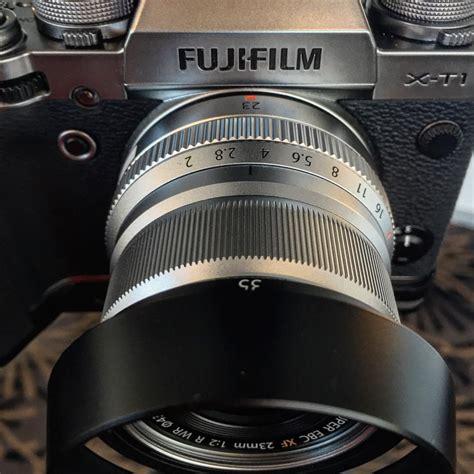 Fujifilm Fujinon Xf 23mm F2 R Wr Lensa Kamera fuji fujinon xf 23mm f 2 r wr asph lens leaked photo rumors