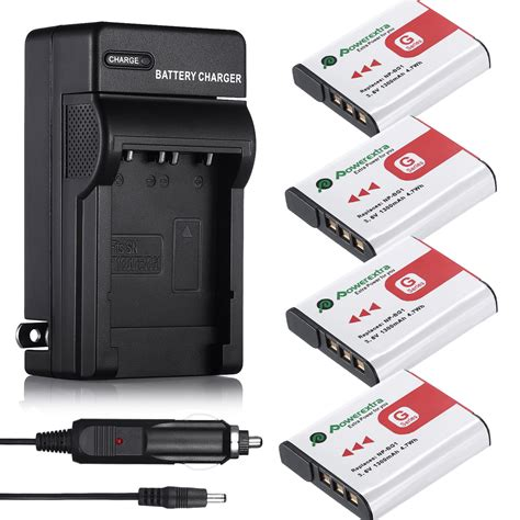 Shiny Product Launch Sony T100 Cybershot by Type G Battery For Sony Cybershot Np Bg1 Fg1 Dsc H20 H9 H3