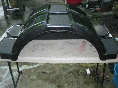 14 inch boat trailer fenders sell pair of boat trailer plastic fenders 15 quot tires