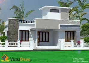 home design 850 square single floor contemporary home design