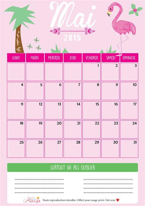 Calendrier 9 Mai Sirop De Fraise Lifestyle Et Diy Le Calendrier Du