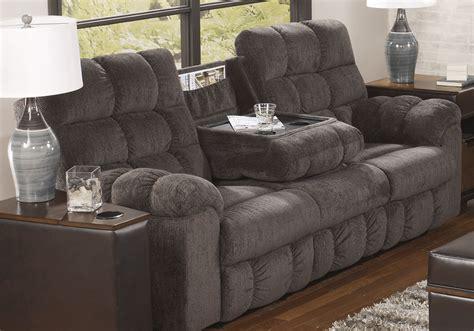 acieona reclining sofa drop table