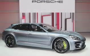 Porsche Panamera Sport Turismo Concept Porsche Panamera Sport Turismo Concept Look 2012