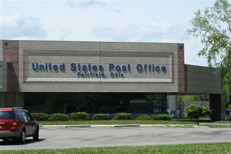 Fairfield Ohio Post Office by Fairfield Oh Post Office Photo Picture Image Ohio