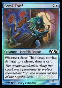 The Scroll Thief rootwater