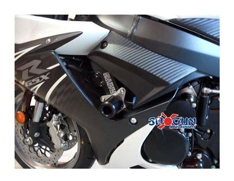 Suzuki Gsxr Frame Sliders Shogun Frame Sliders Suzuki Gsxr600 Gsxr750 2011 2016