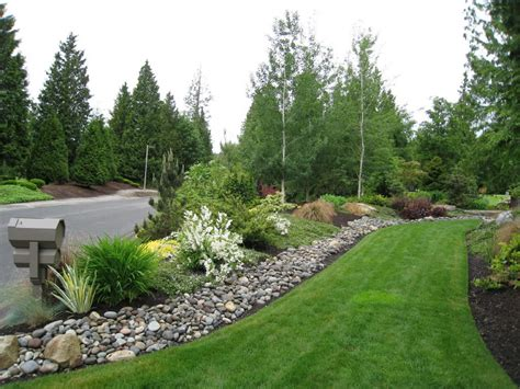 beautiful home landscaping decosee com how to do landscaping for own house home design and