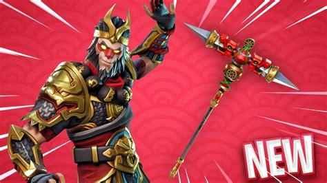 fortnite legendary skins new legendary wukong skin fortnite battle royale