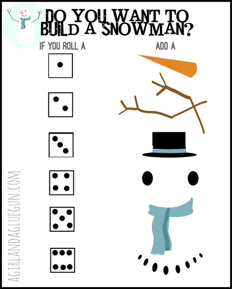 printable make olaf do you want to build a snowman frozen olaf game and