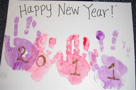 new year and craft for preschool 2014 toddler new years crafts new year s crafts for