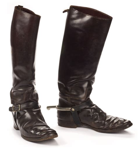boot spurs wwi boots and spurs museum collections up mnhs org