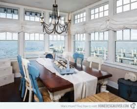 Nautical Themed House Decor - 15 beach themed dining room ideas home design lover