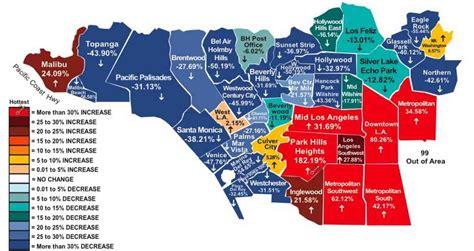 map of neighborhoods 2 neighborhoods in los angeles 259 map of neighborhoods in