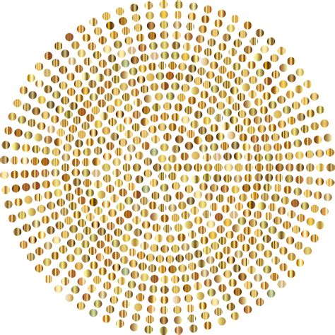 Popper Falling Gold 50cm transparent gold dots pictures to pin on thepinsta