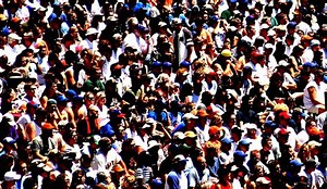 Image result for picture of crowds of people