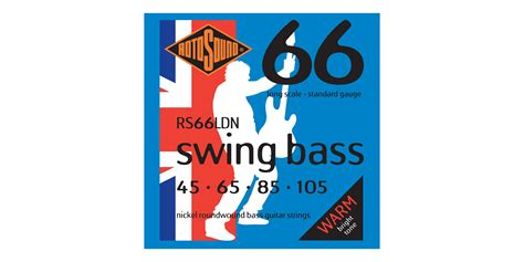 swing bass 66 swing bass 66 rs66ld bass guitar rotosound backline