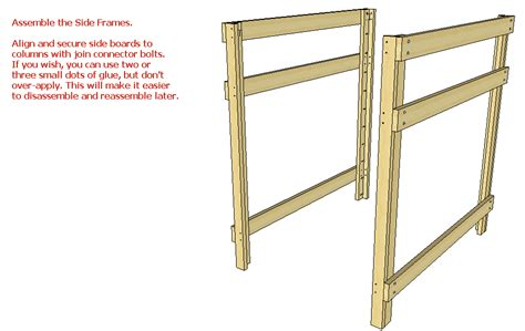 Simple Bunk Bed Plans Free Bunk Bed Plans Plans Free Testy39xqi