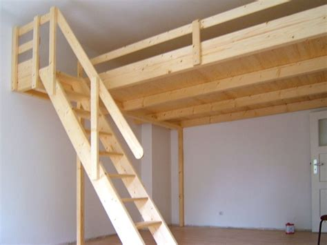 bild 17 hochbett hochetage mit treppe bett