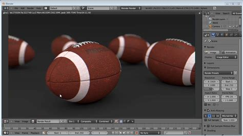 blender 3d tutorial texture blender 3d how to model and texture a realistic football