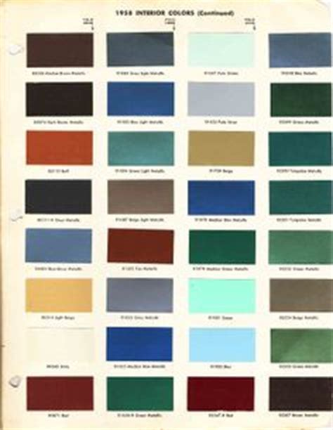 mercedes ponton paint codes color charts 169 www mbzponton org car paint