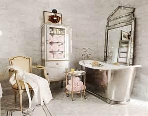Parisian Home Decor Accessories Alkemie A Ritzy And Glamorous Parisian Bathroom