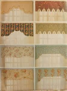 Valance Patterns To Sew Reversible Valances Sewing Pattern