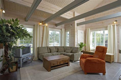 Maison Bois Interieur Moderne by Plan Interieur Maison En Bois Mzaol
