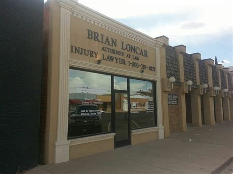 Social Security Office Midland Tx by Odessa Personal Injury Lawyer Brian Loncar