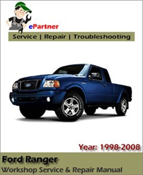 chilton car manuals free download 1999 ford ranger on board diagnostic system 1999 ford ranger repair manual download