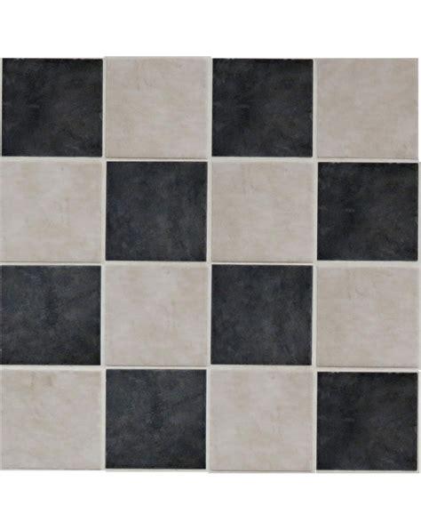 Black And White Ceramic Floor Tile Onice Tiles Nero Bianco 163 27m2 Kitchen Tile Direct