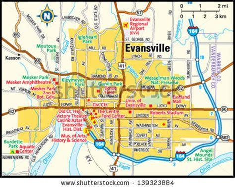 zip code map evansville in blog archives